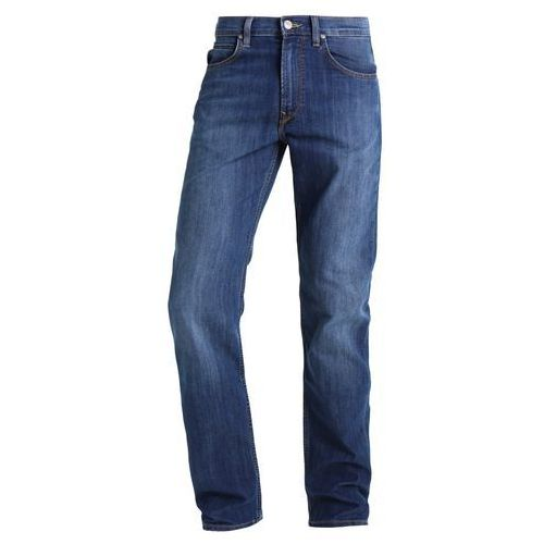 Lee BROOKLYN STRAIGHT Jeansy Straight leg true blue, kolor niebieski