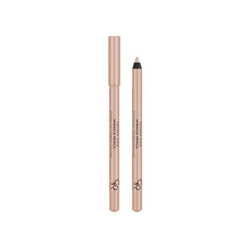 k-mir miracle pencil - wielofunkcyjna kredka do ust i oczu 01 marki Golden rose