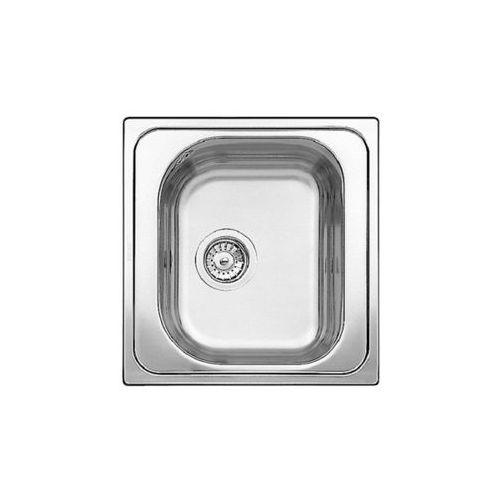 BLANCO TIPO 45 - Stal matowa, 516611