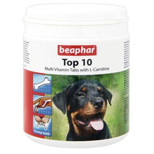 BEAPHAR Top 10 Dogs preparat witaminowy dla psów 750tabl.