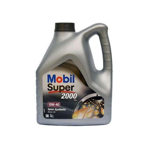 10W40 SUPER 2000 X1 4L MOBIL