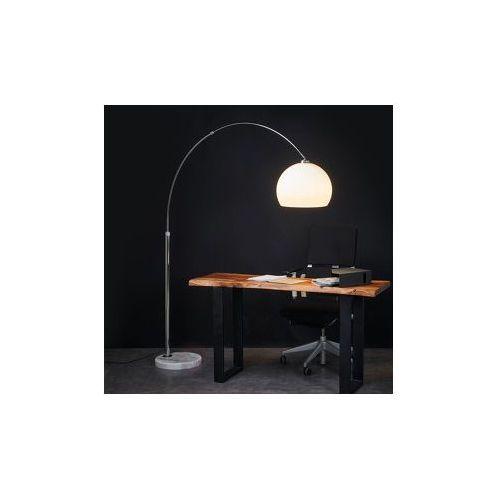 Lampenwelt Atrakcyjna, gięta lampa stojąca fjella (4251096519112)