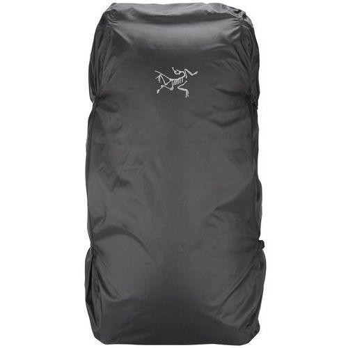 Arc'teryx pack shelter m czarny 2018 akcesoria do plecaków