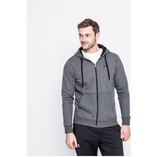 - bluza rival fitted full zip marki Under armour