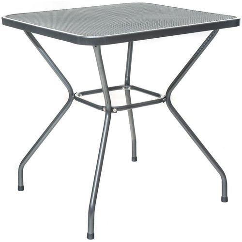 Happy Green stół kwadratowy ze stali MAINE 70 x 70 cm (8591022430408)