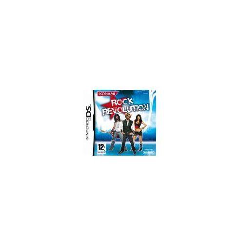 Konami corporation Rock revolution ds