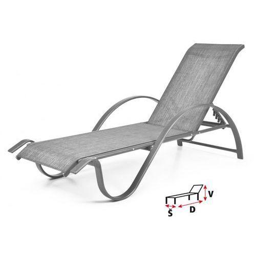 Hecht leżak ogrodowy sofia lounger (8594061748251)