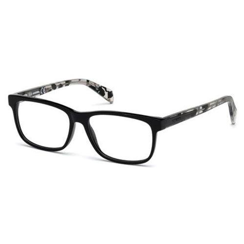 Diesel Okulary korekcyjne  dl5211 002