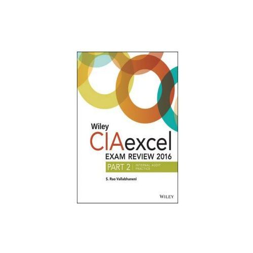 Wiley CIAexcel Exam Review 2016 (9781119242079)