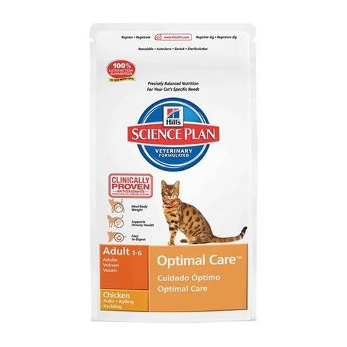 Hill's feline adult light chicken 0,3kg marki Hills
