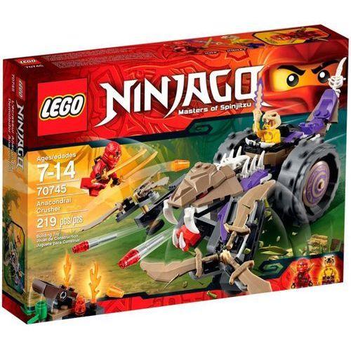 Lego NINJAGO Niszczyciel anacondrai 70745