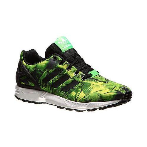 zielone buty adidas flux