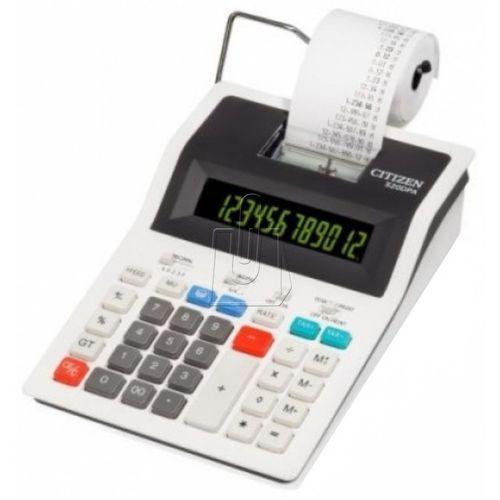 Kalkulator Citizen 520DPA z drukarką - WYSYŁKA 24H - gwarancja bezpiecznych zakupów - autoryzowany dystrybutor Citizen, 96735