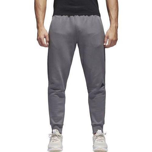 Spodnie adidas Z.N.E. Striker CW0867, kolor szary