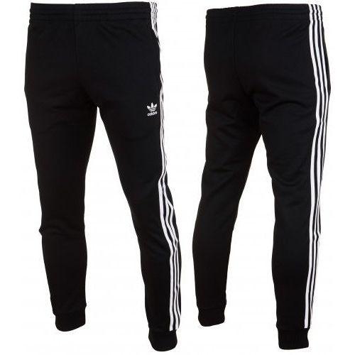 Spodnie Adidas Originals dresowe meskie dresy SST TP CW1275, 6225