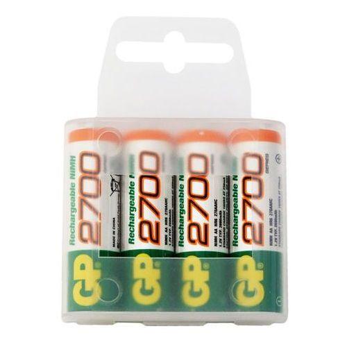 4 x akumulatorki GP R6 AA Ni-MH 2700 (box)