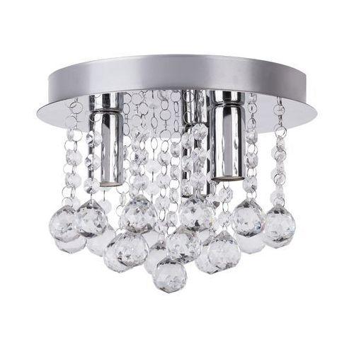 Plafon lampa oprawa sufitowa Rabalux Corinna 3X40W E14 chrom 2615 (5998250326153)