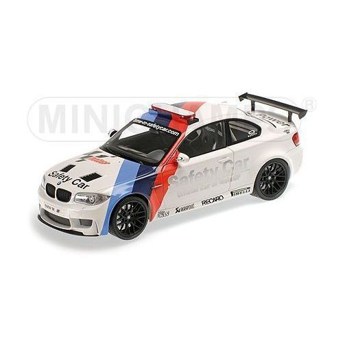 Minichamps BMW 1er M Coupe 2011 Safety