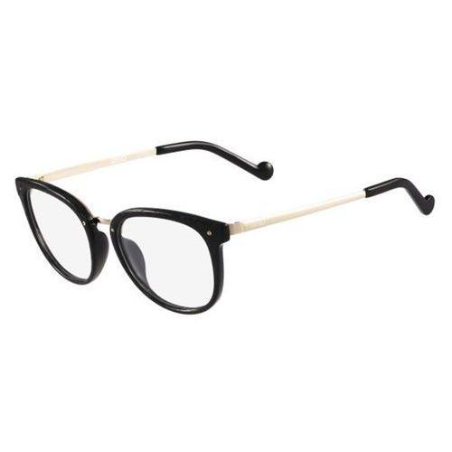Okulary korekcyjne lj2648 001 marki Liu jo
