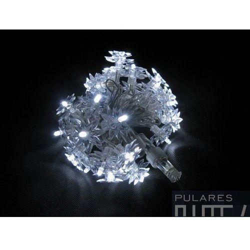 Kwiaty LED 3metry 30 diod do wewnątrz