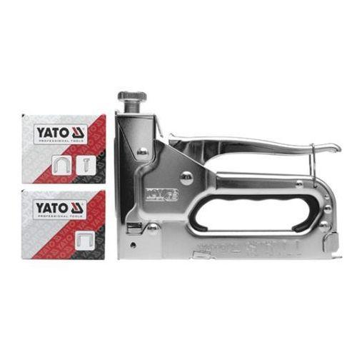 Zszywacz tapicerski 6-14 mm Yato YT-7000 - ZYSKAJ RABAT 30 ZŁ, YT-7000