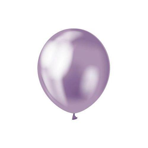 Beauty & charm Balony lateksowe platynowe fioletowe - 30 cm - 7 szt.