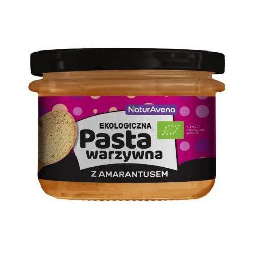NATURAVENA 185g Pasta warzywna z amarantusem Bio
