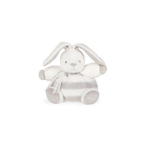 bébé maskotka pastel zajączek mały, szary/biały marki Kaloo