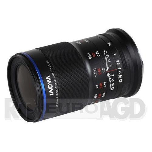Laowa 65 mm f/2,8 2x Ultra Macro APO do Canon M, VO0929