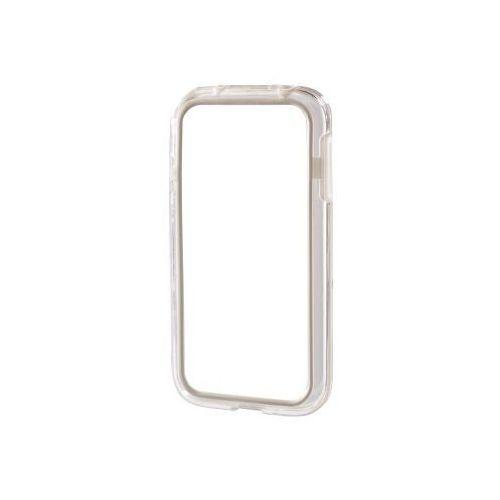 Pokrowiec HAMA ramka ochronna do Galaxy S4 Mini Biały, 001246210000