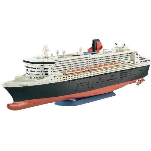 Queen mary 2 - marki Revell