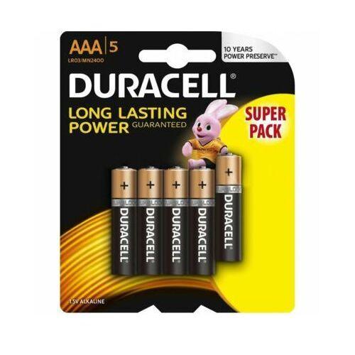 Duracell Bateria basic lr03/aaa