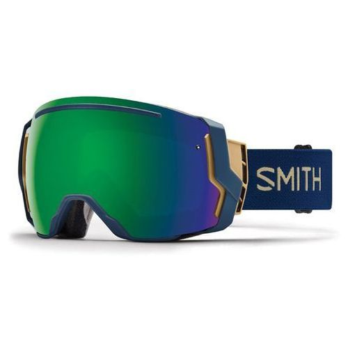 Smith Gogle snowboardowe - i/o 7 navy camo split ch (2ej-99mk) rozmiar: os