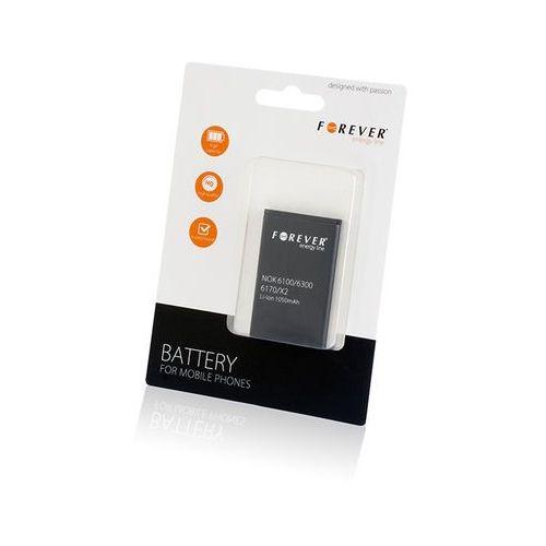Bateria Forever do Nokia 6100 1050 mAh Li-Ion HQ - produkt z kategorii- Baterie do telefonów
