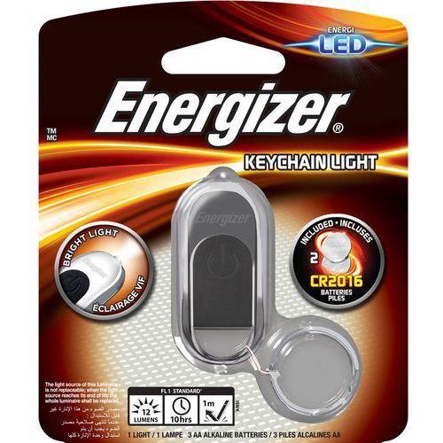 LATARKA ENERGIZER KEYCHAIN LIGHT 2 X CR2016 (KEYRING), 625704