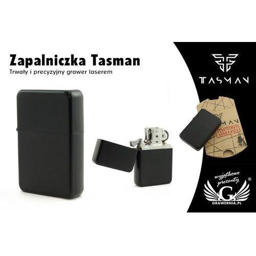 Zapalniczka Tasman Black Spray