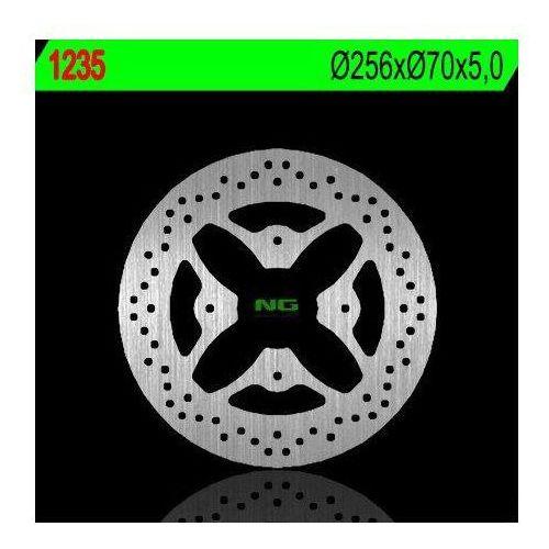 NG1235 TARCZA HAMULCOWA HONDA CB 1000R '08-'15 (256X70X5) (4X8,5MM)