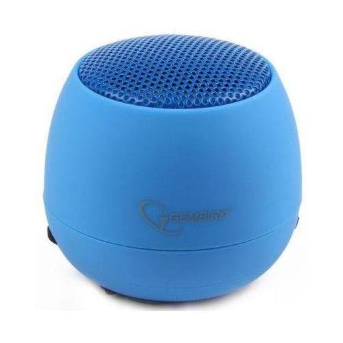 Gembird Głośnik mobilny spk-103-b niebieski