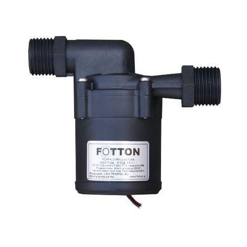 """Pompa obiegowa fotton ft08 17w h rpm 12v dc z regulacja wydajnosci marki Centropol """"fotton"""""""