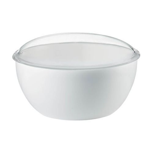 OKAZJA - Guzzini Pojemnik na ciastka gocce biały