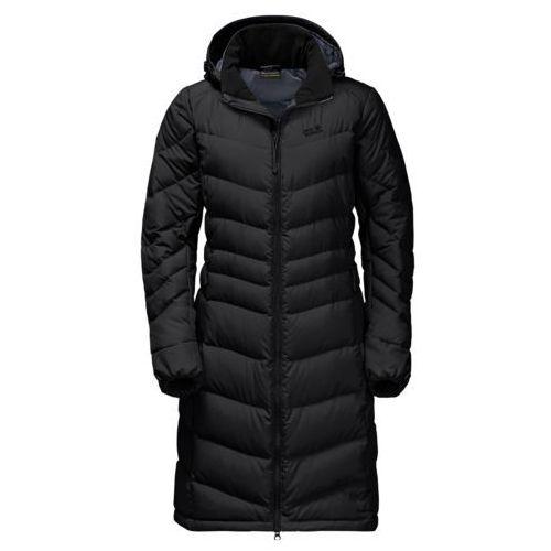 Płaszcz selenium coat women - black marki Jack wolfskin