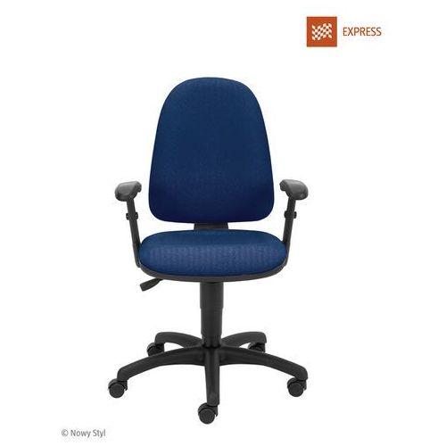 Krzesło obrotowe WEBST@R profil R1E ts02 Express, Nowy Styl