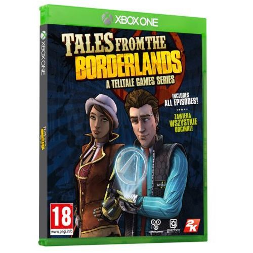 Tales from the Borderlands - produkt z kat. gry Xbox One
