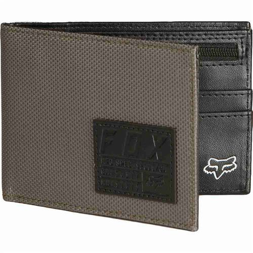 portfel FOX - Vented Core Ballistic Wallet Graphite (103)