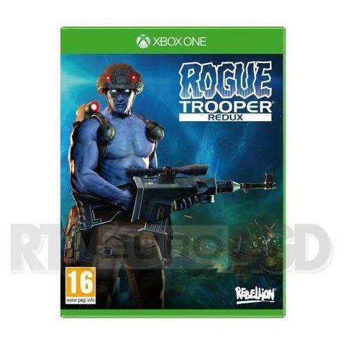 Rogue Trooper Redux (Xbox One) Darmowy transport od 99 zł | Ponad 200 sklepów stacjonarnych | Okazje dnia!