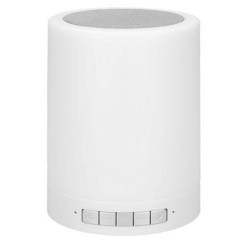 Głośnik bluetooth z lampką led lightbox bt touch mt3154 marki Media-tech