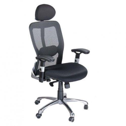 Fotel ergonomiczny CorpoComfort BX-4029A Czarny