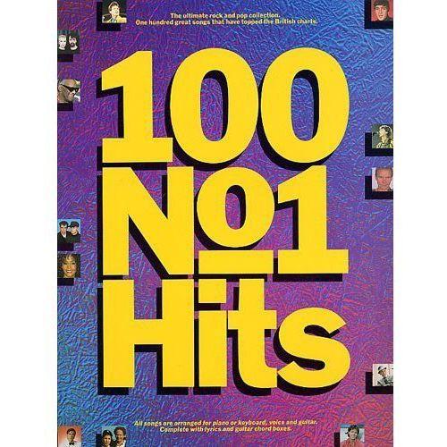 różni - 100 no 1 hits na fortepian, głos i gitarę marki Pwm