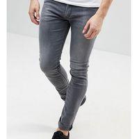 Replay Jondrill Skinny Jeans Grey - Grey, kolor szary