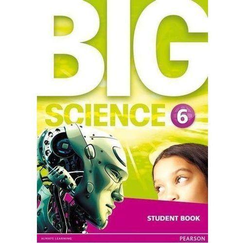 Big Science 6. Podręcznik, oprawa miękka